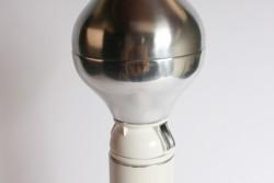 Zilver peervorm