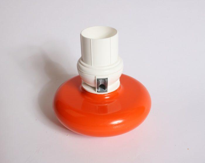 Mastknop oranje, roterend met adapter
