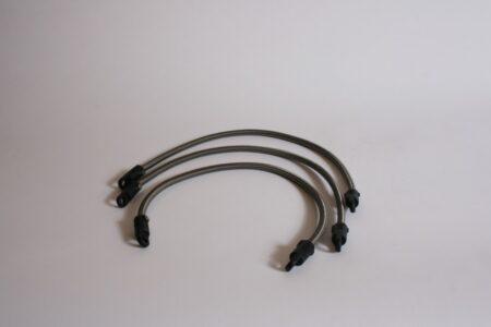 Mastring rubber-nylon grijs 3 stuks