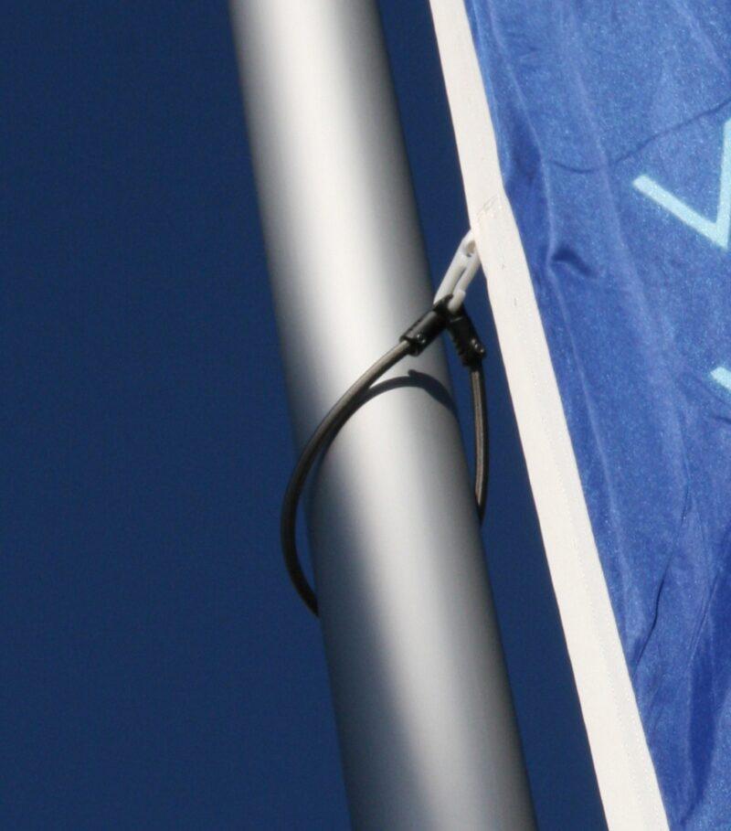 mastringen vlaggenmast