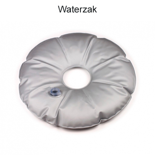 Waterzak beachflags