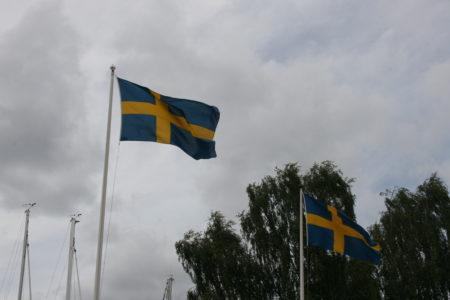 Zweedse vlag kopen