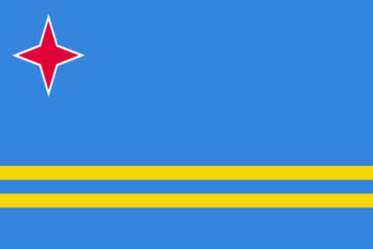 Aruba vlag