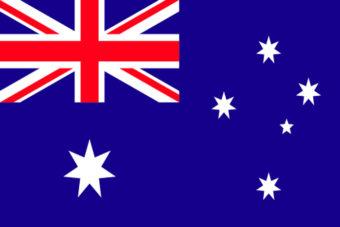 Australie vlag