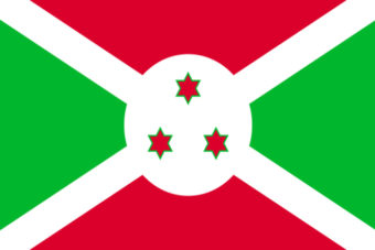 Burundi vlag