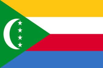 Comoros vlag