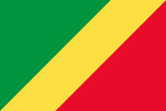 Congo-Brazzaville vlag