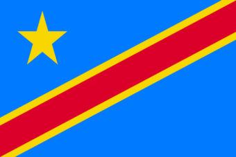 Congo-Kinshasa vlag
