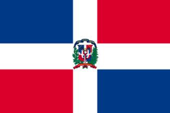 Domicaanse Republiek vlag