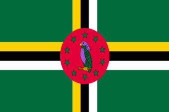 Dominica vlag