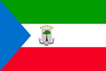 Equatoriaal Guinea vlag