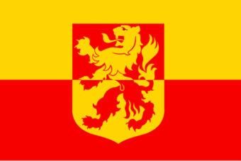Gemeente Alblasserdam vlag