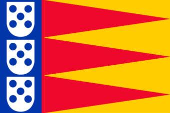 Gemeente Albrandswaard vlag