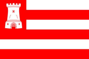 Gemeente Alkmaar vlag