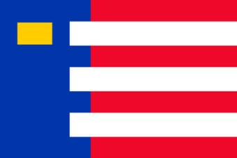 Gemeente Baarle-Nassau vlag