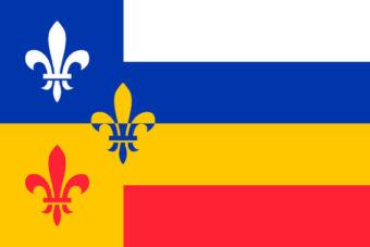 Gemeente Bergelijk vlag