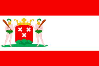 Gemeente Bergen op Zoom vlag