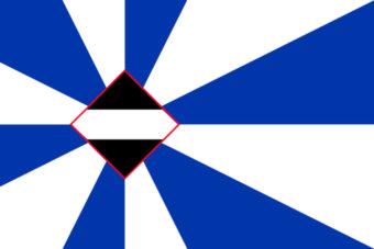 Gemeente Brosele vlag