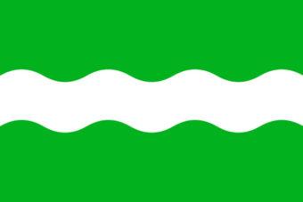 Gemeente Bunnik vlag