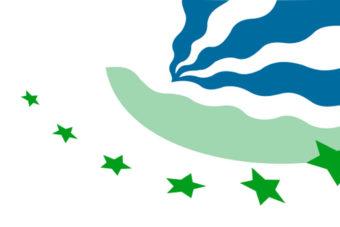 Gemeente Drimmelen vlag