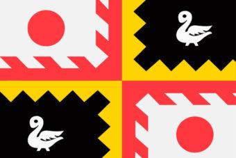 Gemeente Eijsden-Margraten vlag