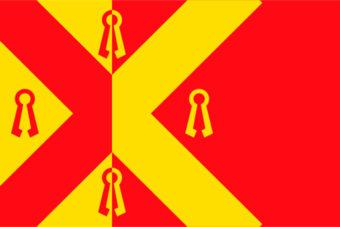 Gemeente Gennep vlag