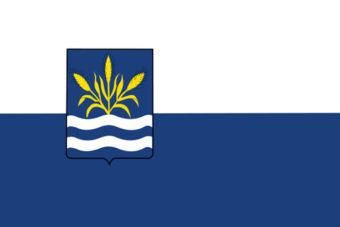 Gemeente Haarlemmermeer vlag