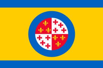 Gemeente Harlingen vlag
