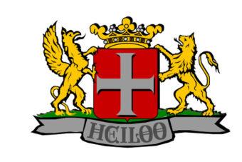 Gemeente Heiloo vlag