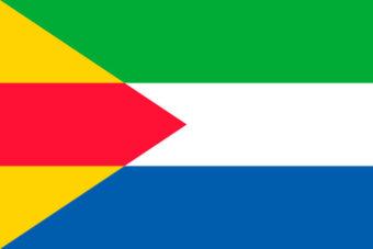 Gemeente Het Bildt vlag