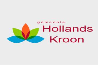 Gemeente Hollands Kroon vlag
