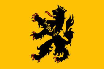 Gemeente Hulst vlag