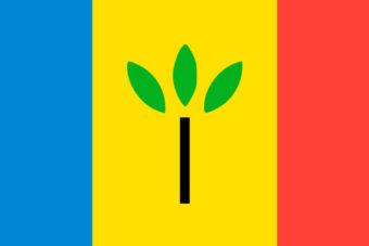 Gemeente Landgraaf vlag