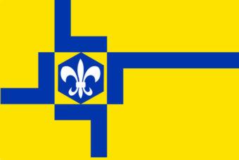 Gemeente Lelystad vlag