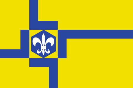 Vlag Lelystad