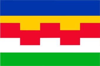 Gemeente Maasdriel vlag