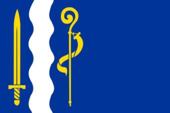 Gemeente Maasgouw vlag