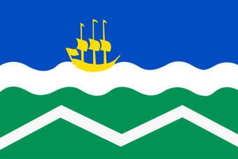Gemeente Midden Delfland vlag