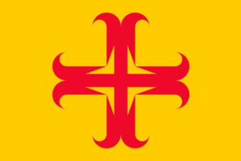 Gemeente Oegstgeest vlag