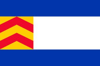 Gemeente Oud-Beijerland vlag