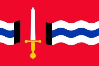 Gemeente Reimerswaal vlag