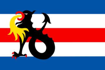 Gemeente Slochteren vlag