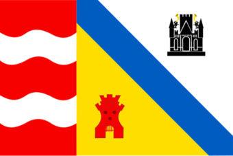Gemeente Sluis vlag