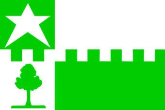 Gemeente Stede-Broec vlag
