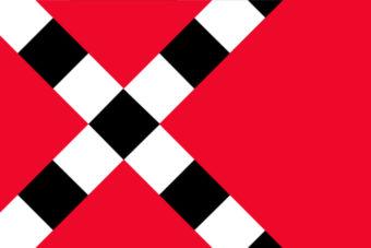 Gemeente Veghel vlag