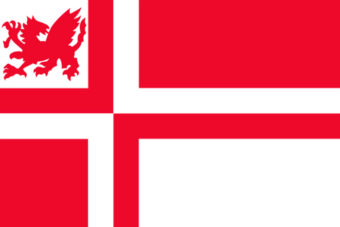 Gemeente Weststellingwerf vlag
