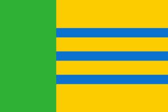 Gemeente Woensdrecht vlag