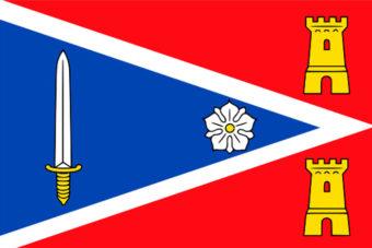 Gemeente Zaltbommel vlag