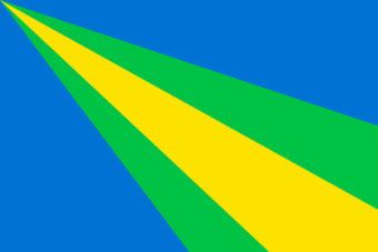 Gemeente Zeewolde vlag