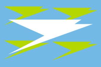 Gemeente Zuidhoorn vlag